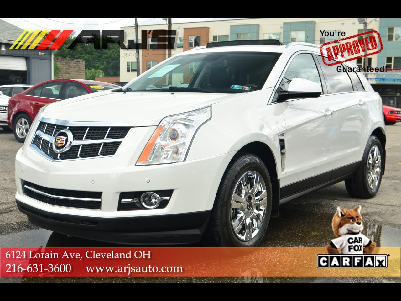Cadillac SRX AWD 4dr Luxury Collection 2011