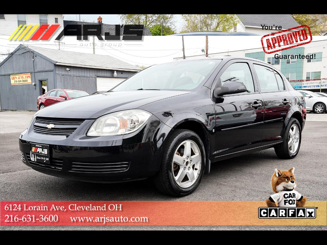 Chevrolet Cobalt 4dr Sdn LT w/1LT 2009