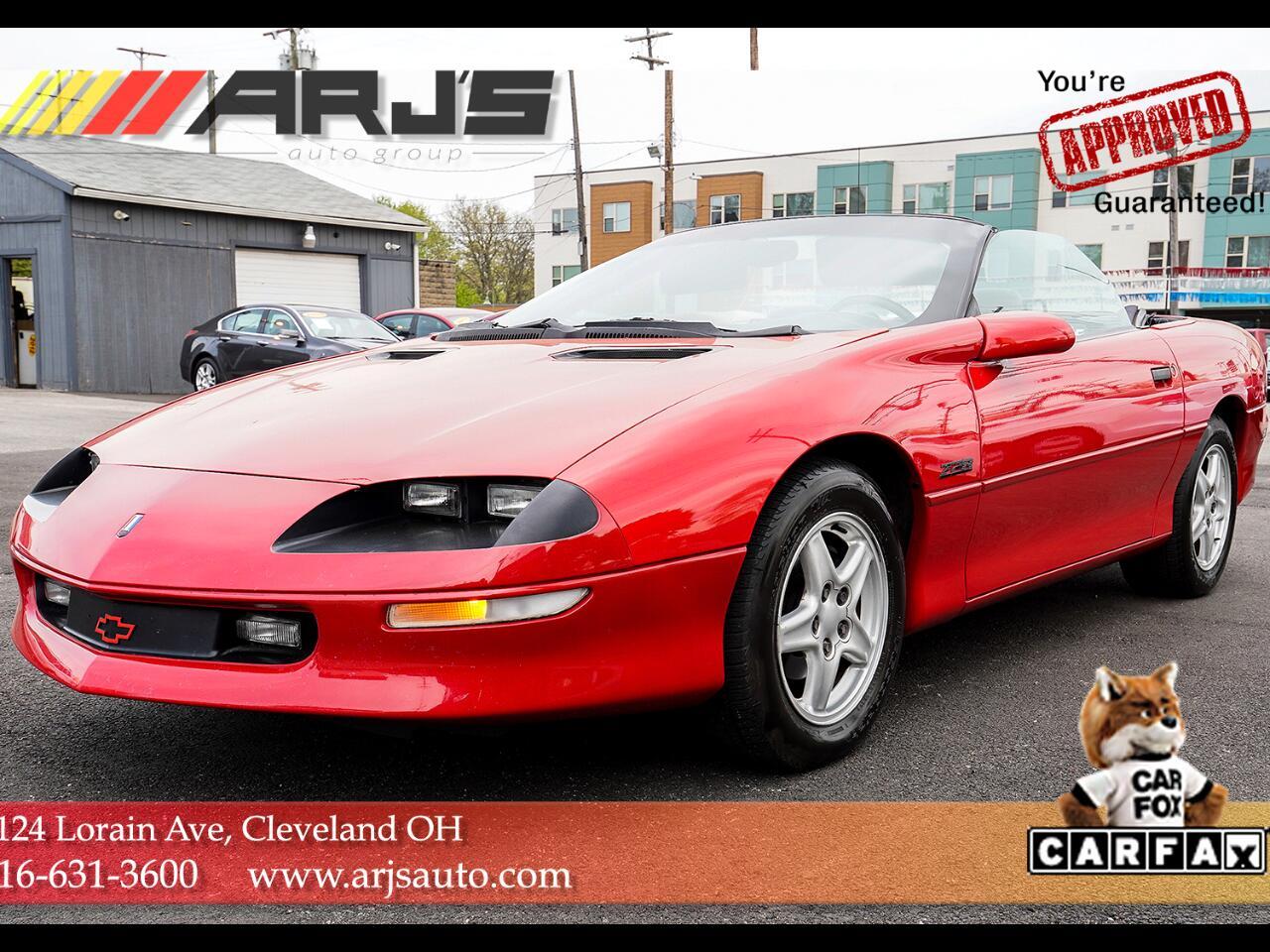 Chevrolet Camaro 2dr Convertible Z28 1997