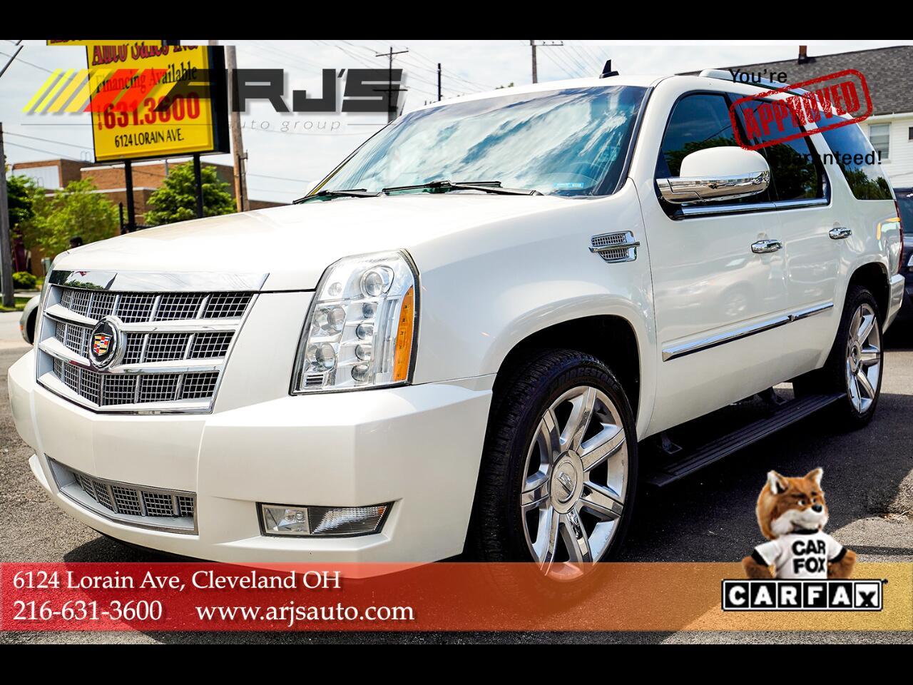 Cadillac Escalade AWD 4dr Platinum Edition 2010