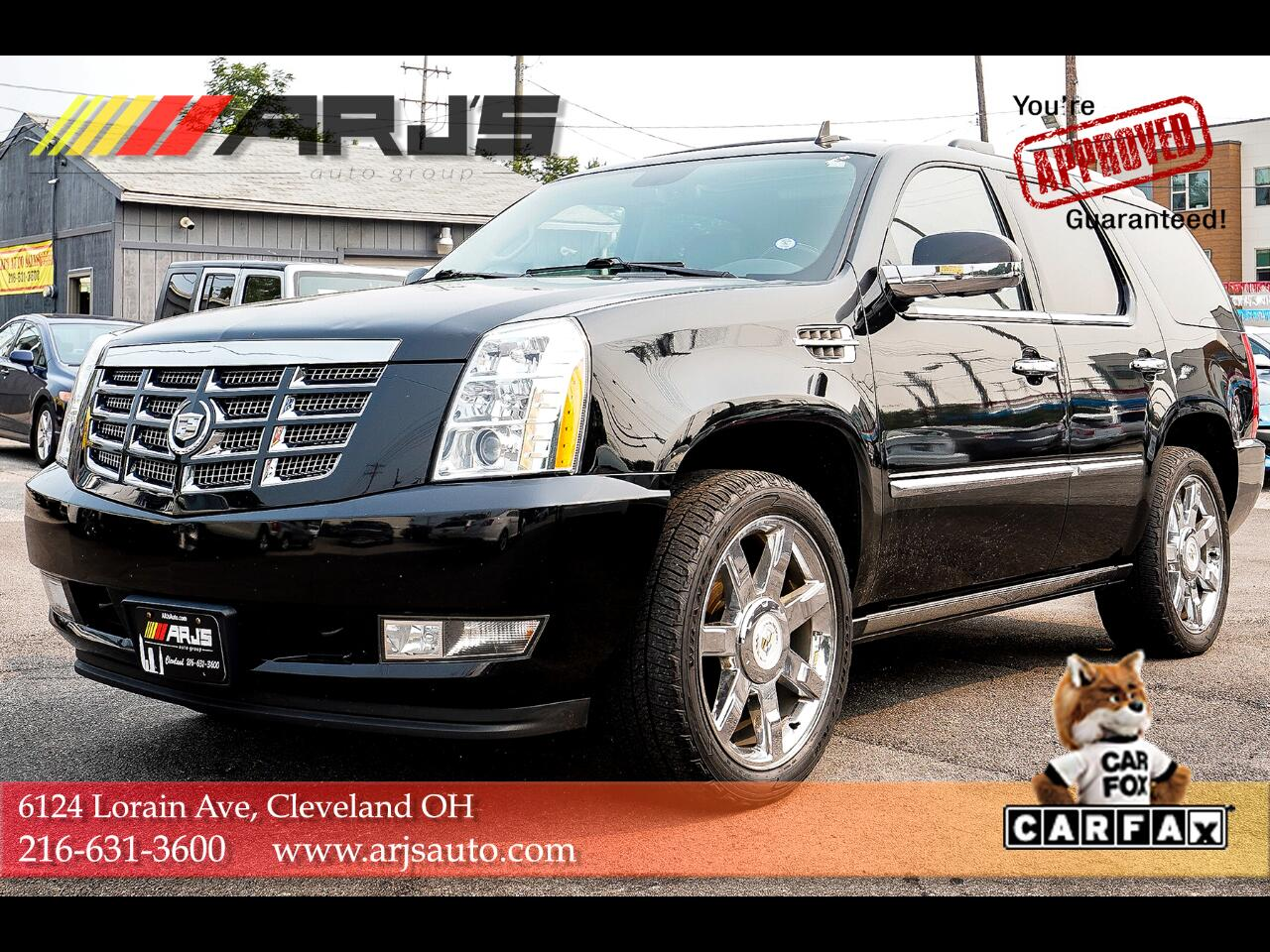 Cadillac Escalade AWD 4dr Premium 2011
