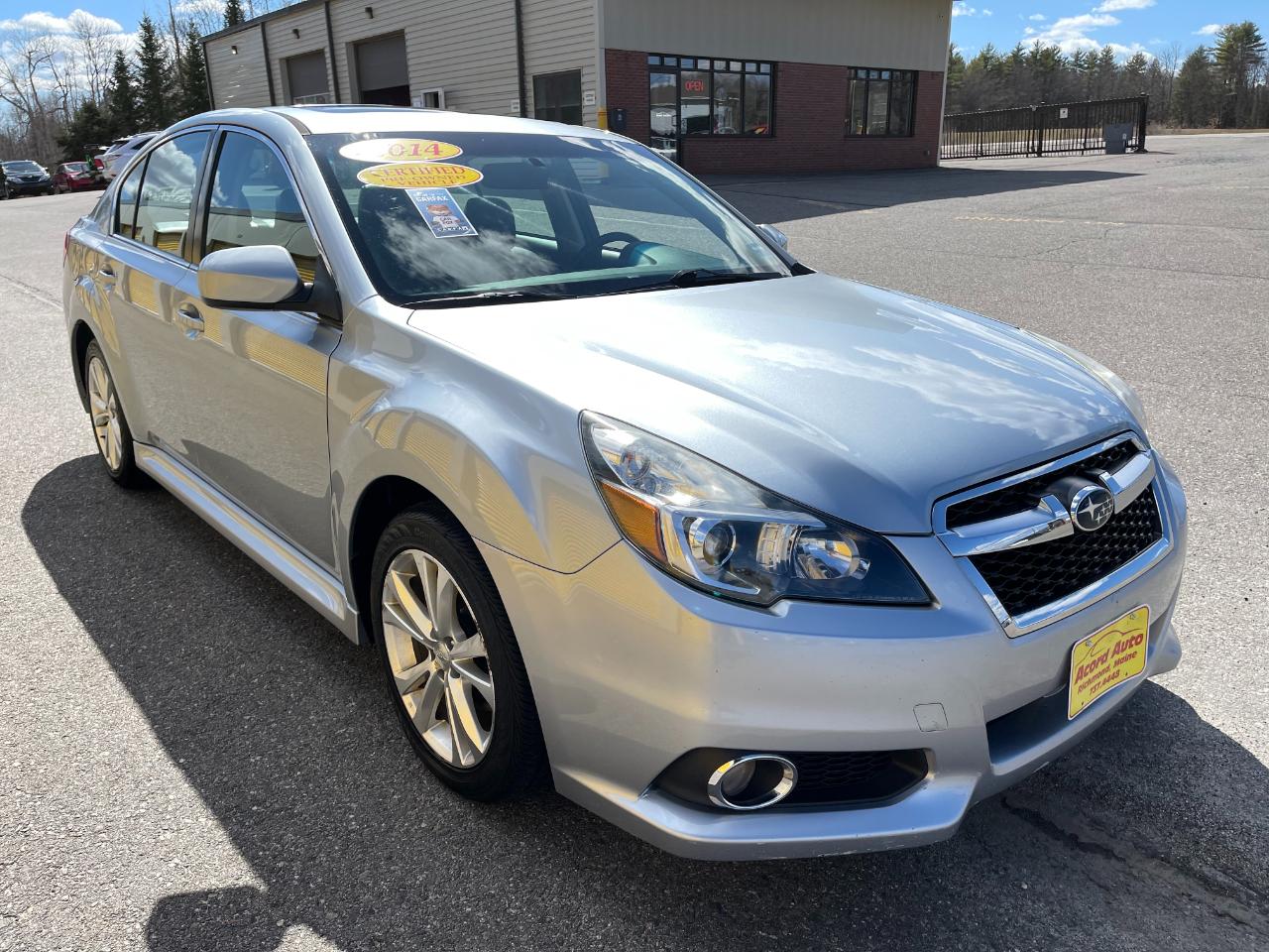 Subaru Legacy 4dr Sdn H4 Auto 2.5i Limited 2014