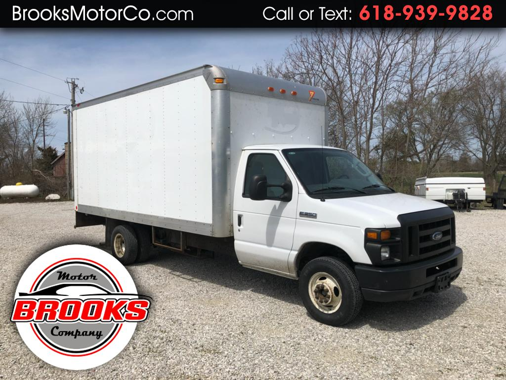 "2010 Ford Econoline Commercial Cutaway E-350 Super Duty 138"" 5-Spd SRW"