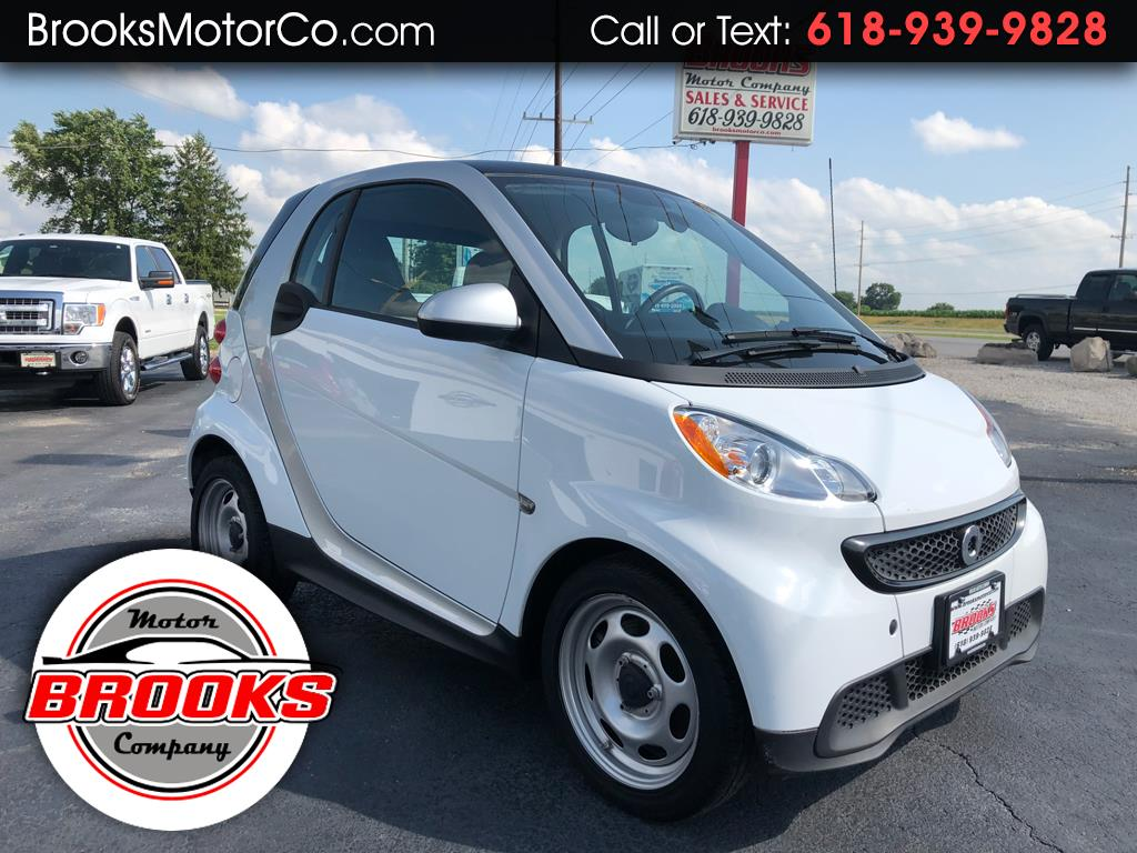 2014 smart Fortwo 2dr Cpe Passion
