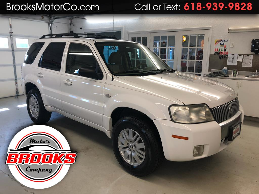 2007 Mercury Mariner FWD 4dr Convenience
