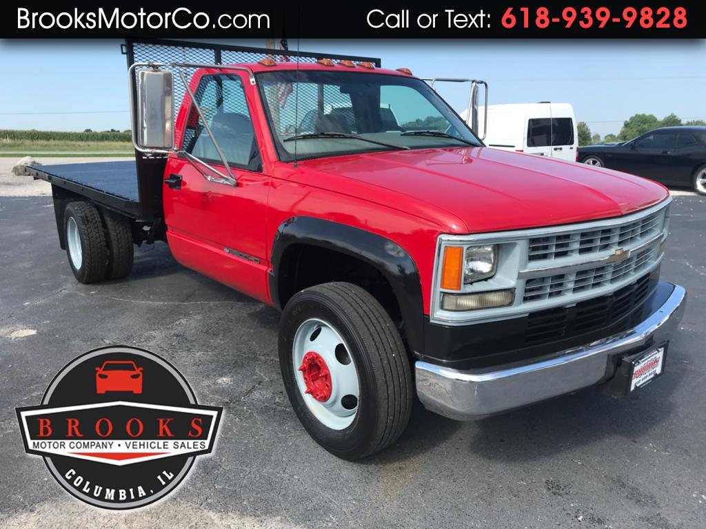 2000 Chevrolet C 3500 HD Reg Cab 159.5