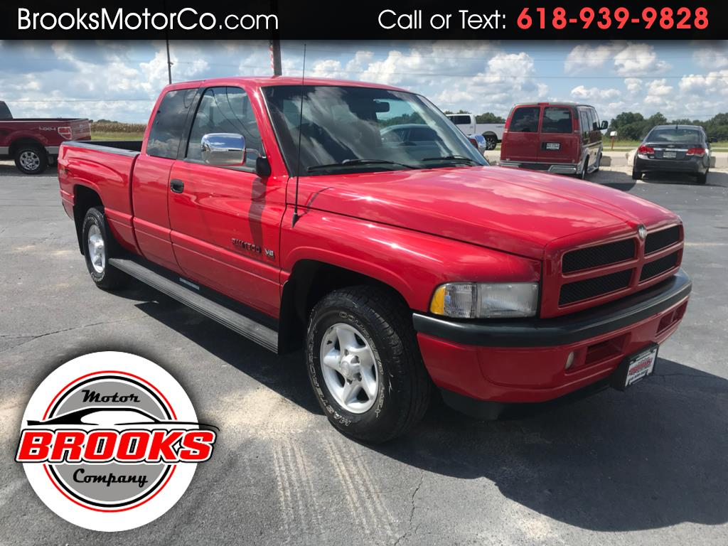 "1997 Dodge Ram 1500 Club Cab 139"" WB"