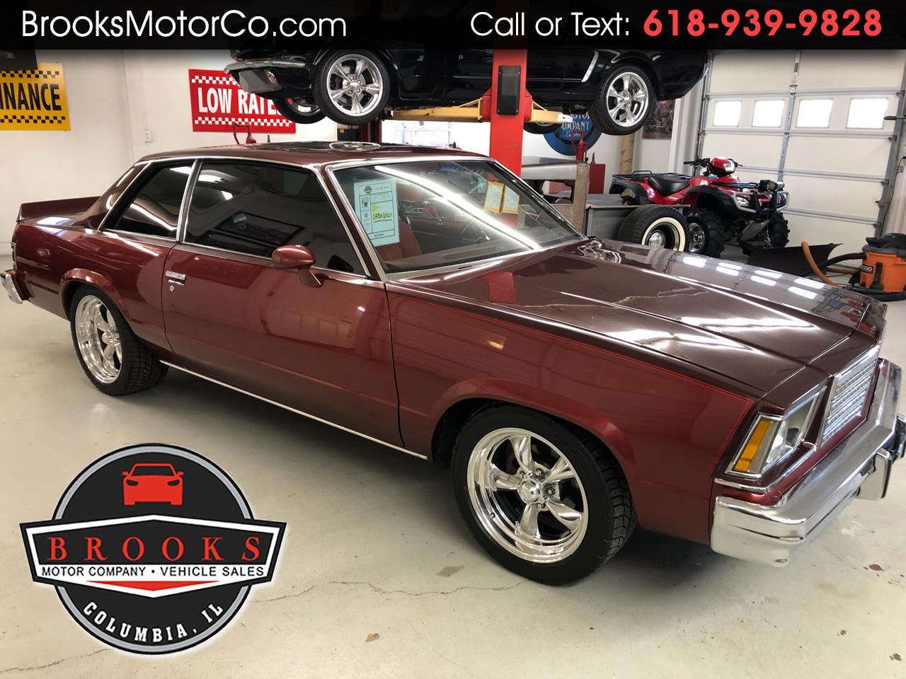 1979 Chevrolet Malibu 2dr Coupe