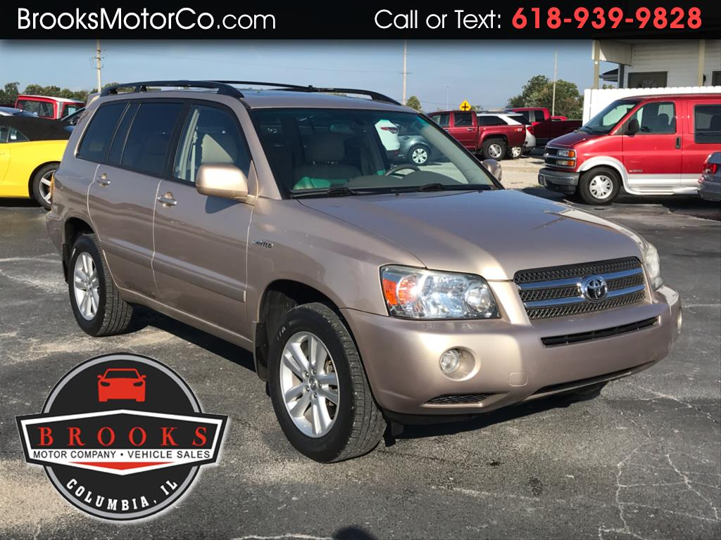 2006 Toyota Highlander Hybrid 4dr 4WD LTD (Natl)