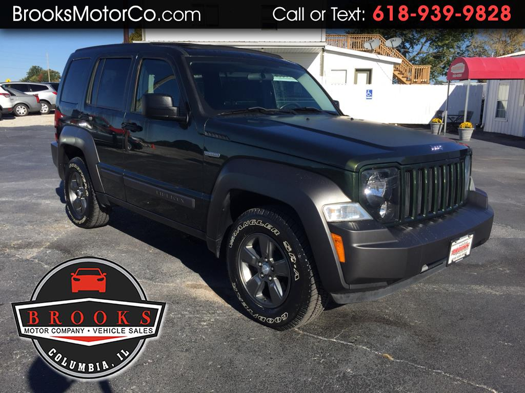 2010 Jeep Liberty 4WD 4dr Renegade
