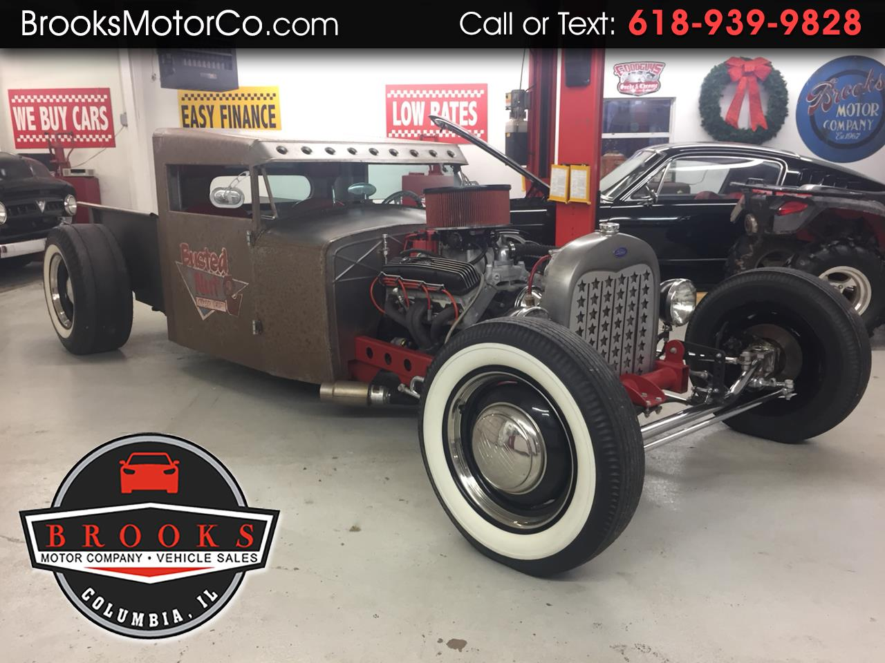 1932 Ford Custom Rat Rod