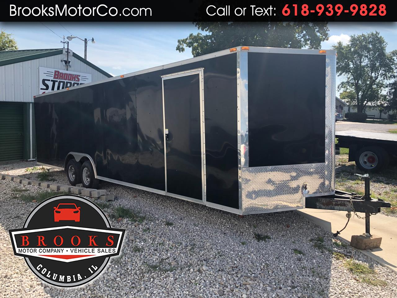2014 Trailer Enclosed Trailer ENCLOSED