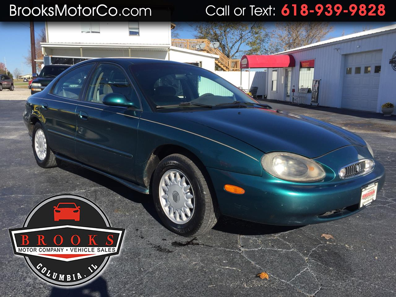 1998 Mercury Sable 4dr Sdn LS