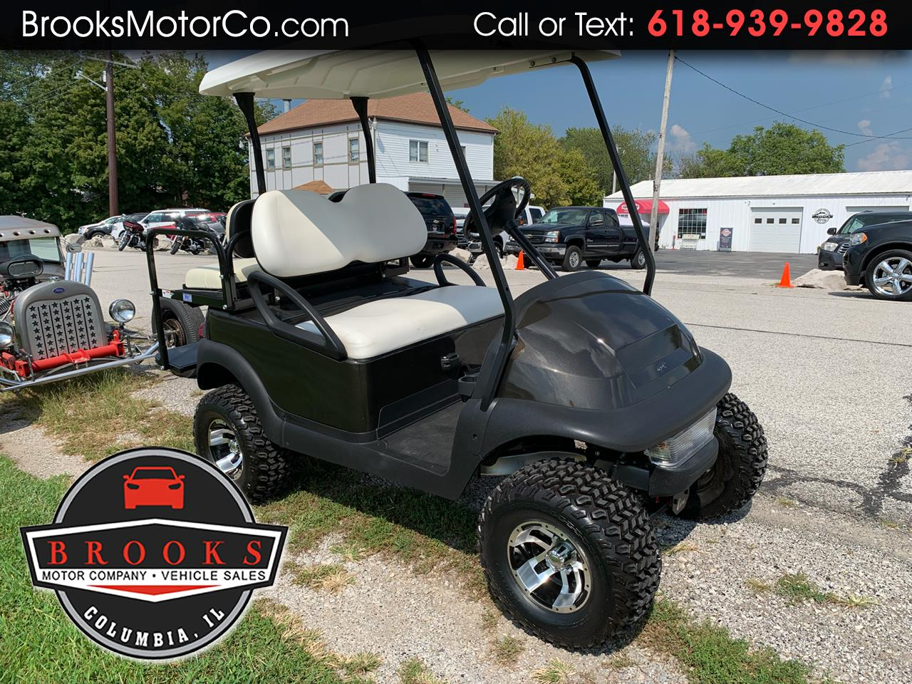 2013 Club Car Golf Cart LIFTED / WHEELS and Electric