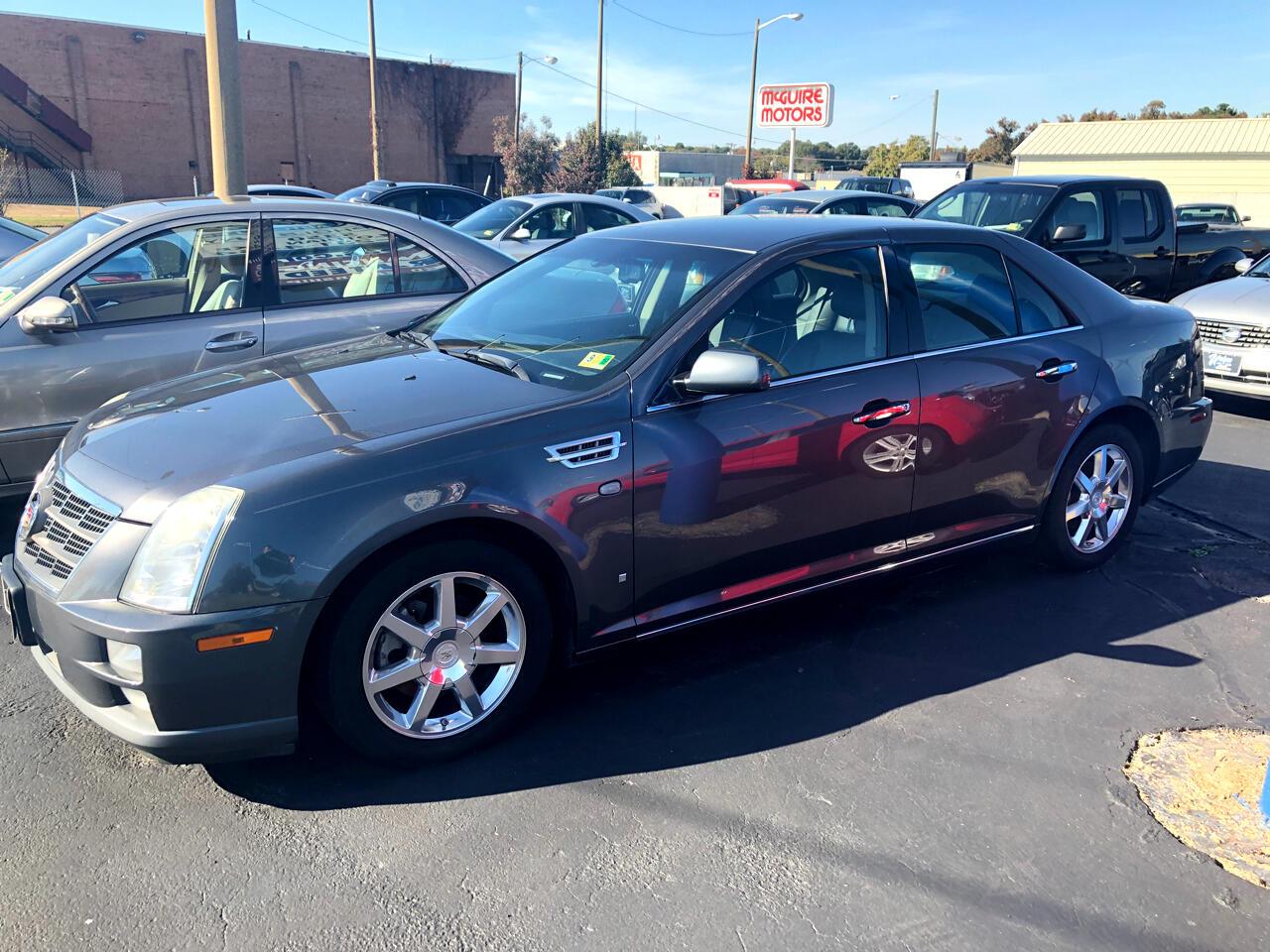 2008 Cadillac STS 4dr Sdn V8 RWD w/1SE