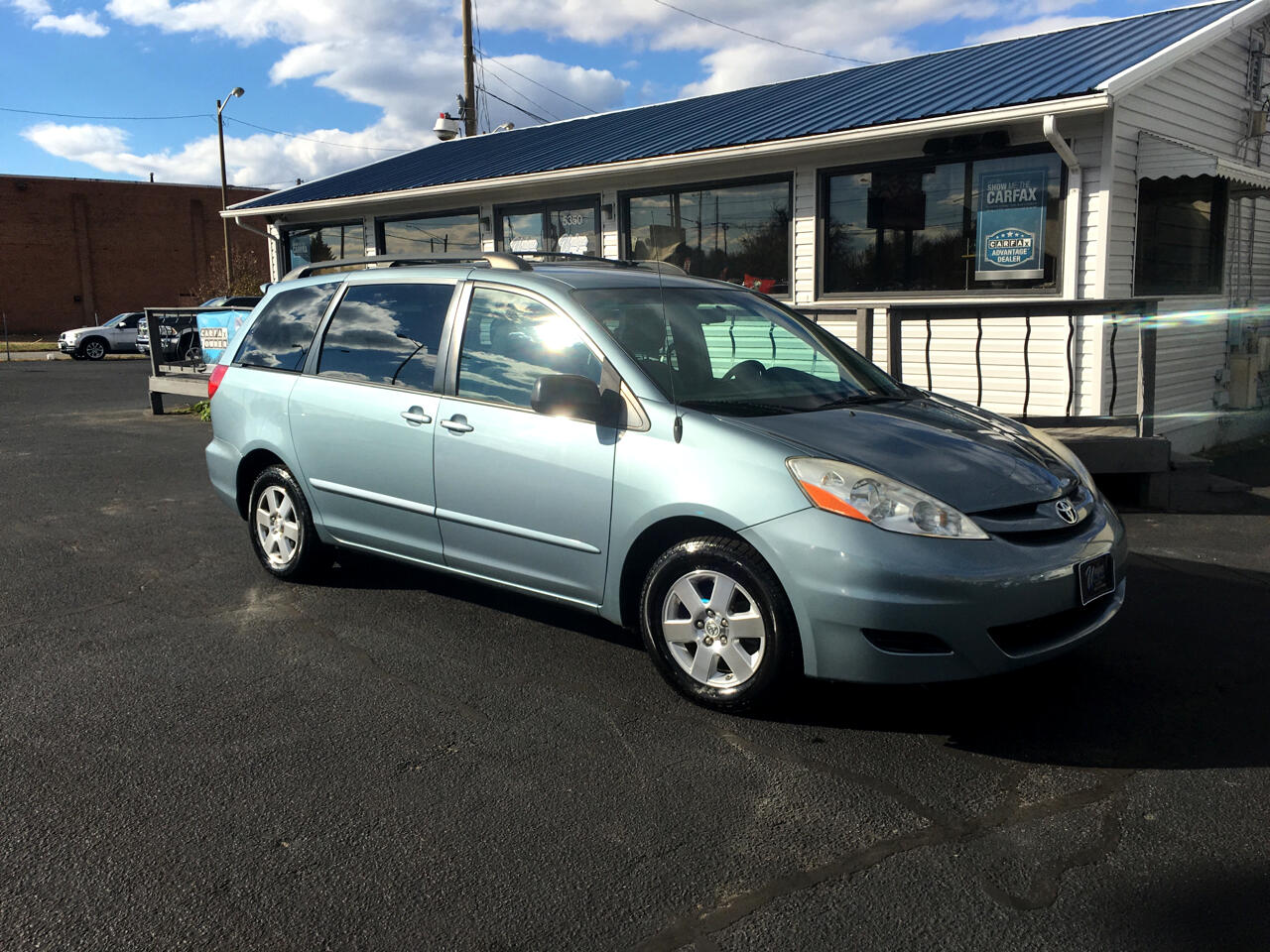 2008 Toyota Sienna 5dr 7-Pass Van V6 LE FWD Mobility (Natl)