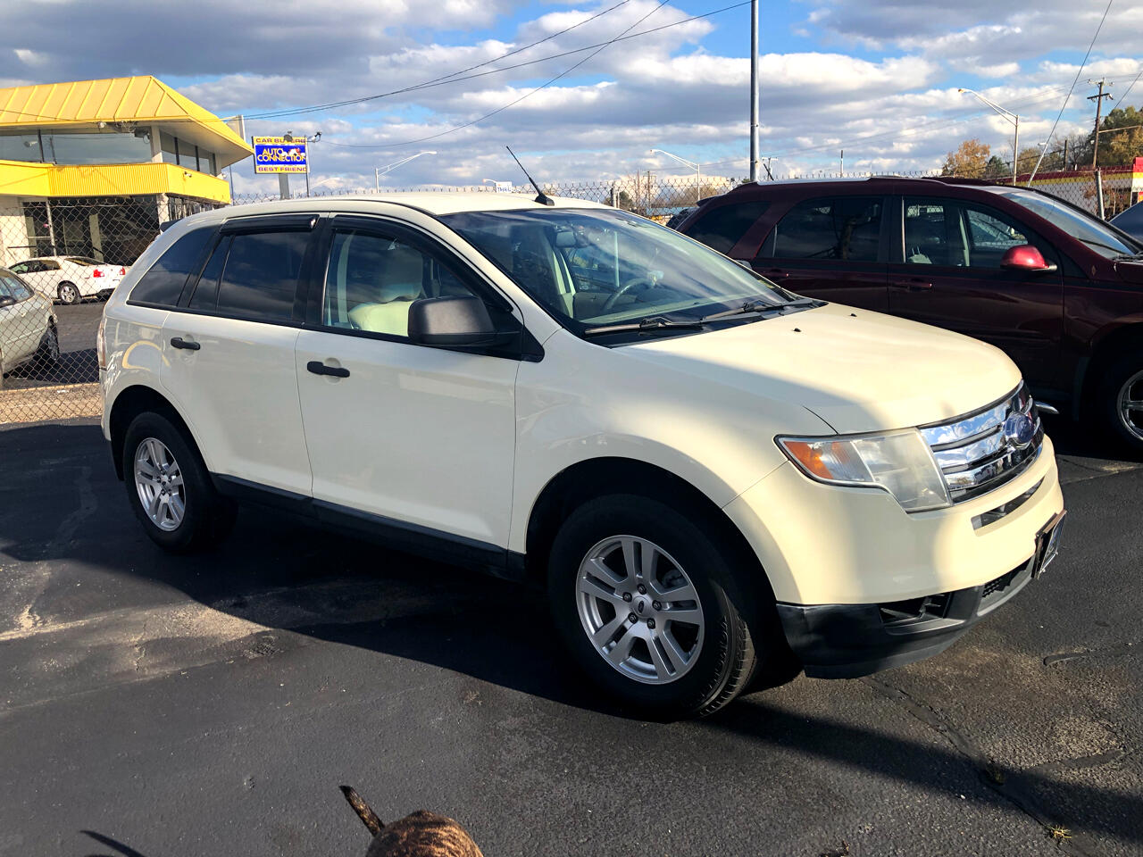 2007 Ford Edge FWD 4dr SE