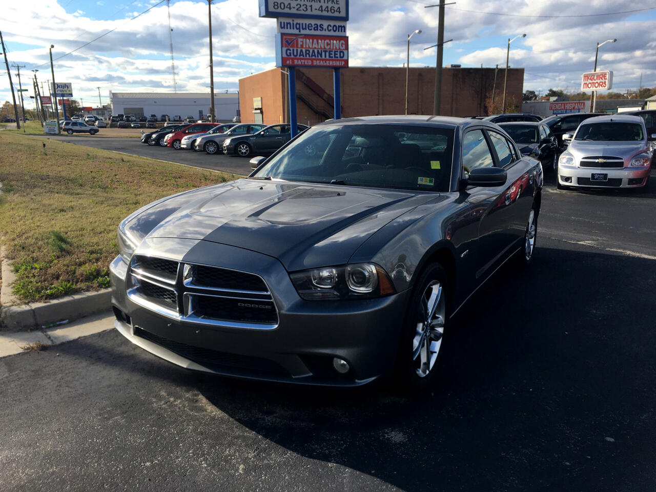2012 Dodge Charger 4dr Sdn RT AWD