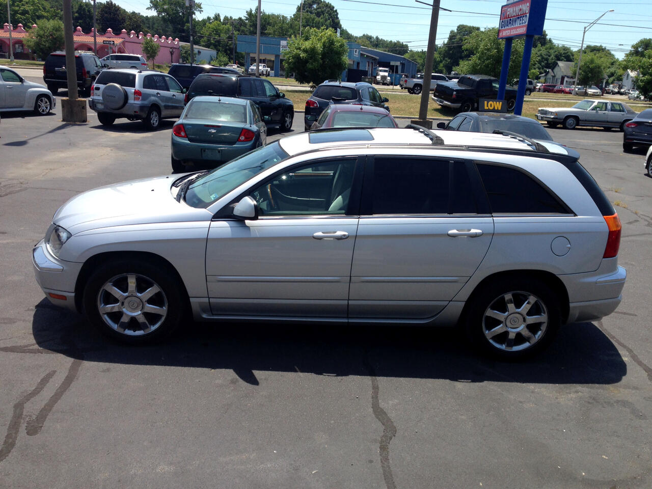 2006 Chrysler Pacifica 4dr Wgn Limited AWD