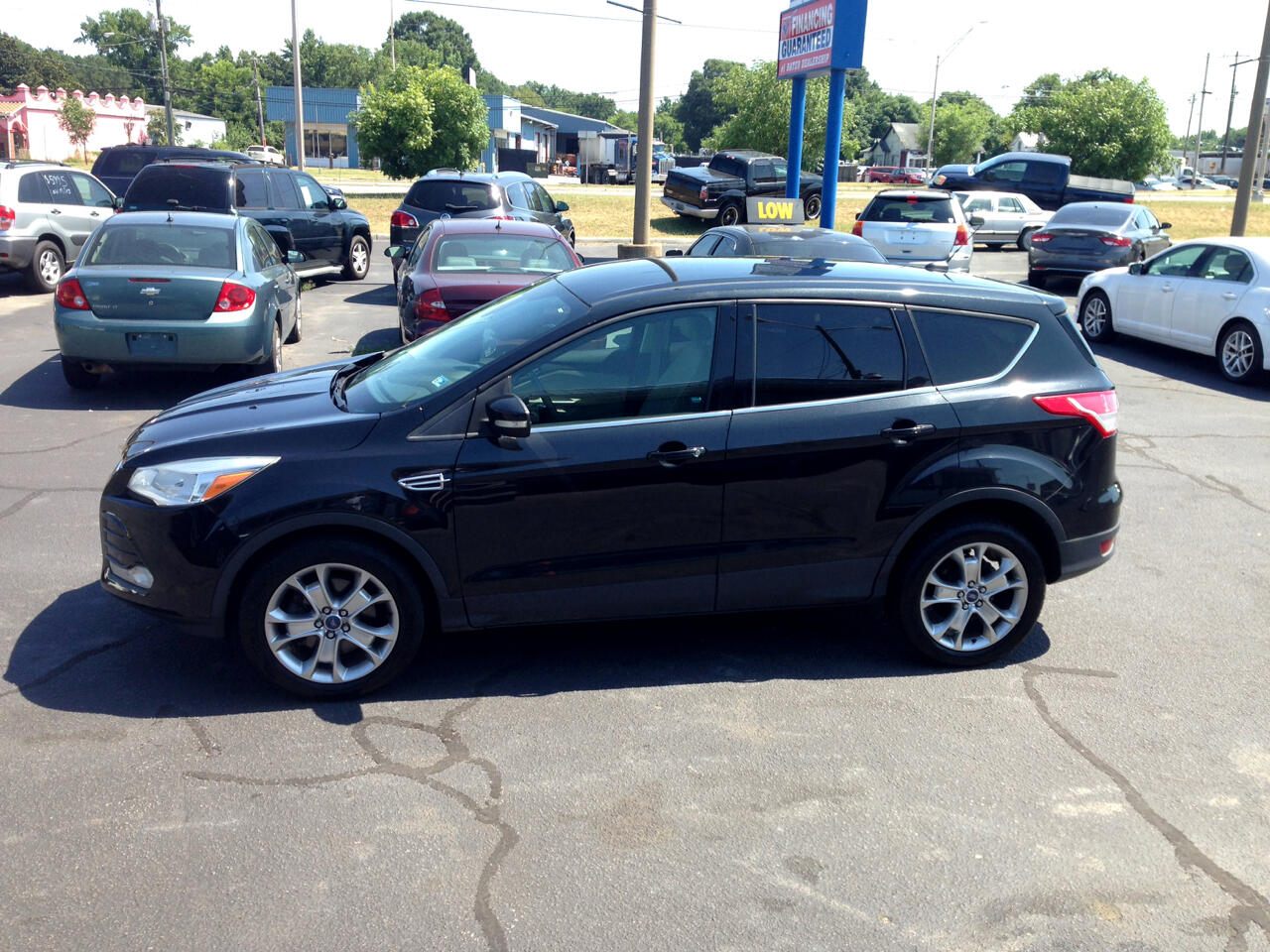 2013 Ford Escape 4WD 4dr SEL