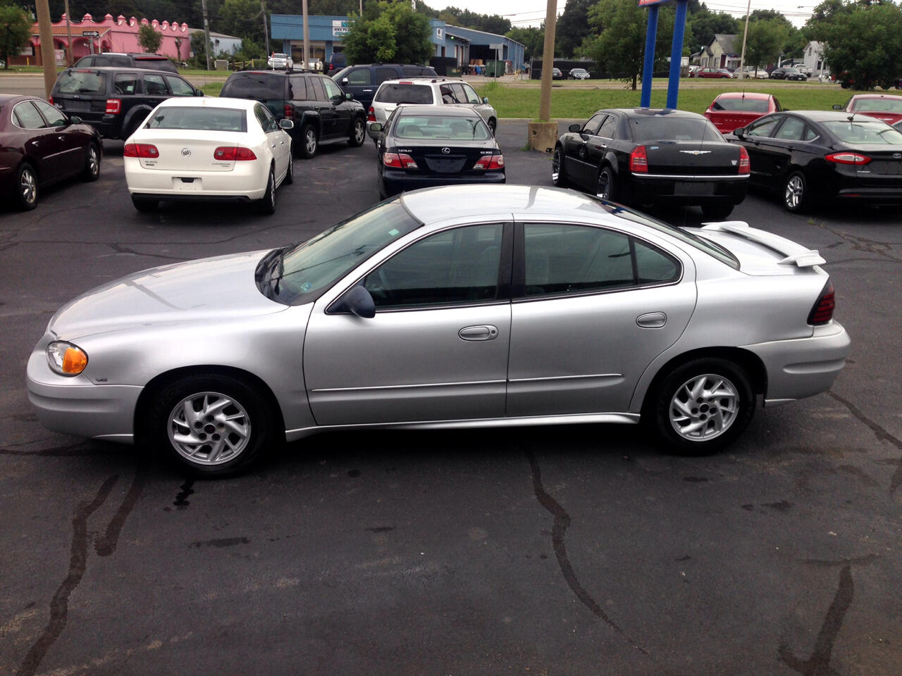 2004 Pontiac Grand Am 4dr Sdn SE1