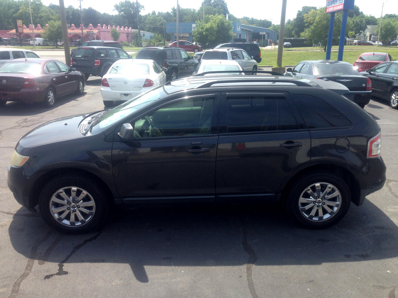 2007 Ford Edge FWD 4dr SEL