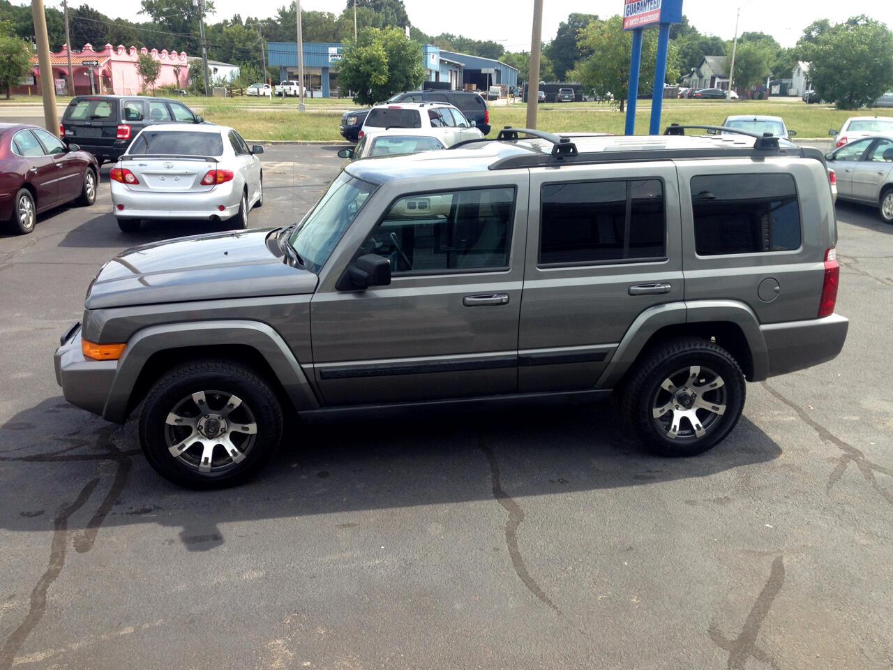 2007 Jeep Commander 4WD 4dr Sport