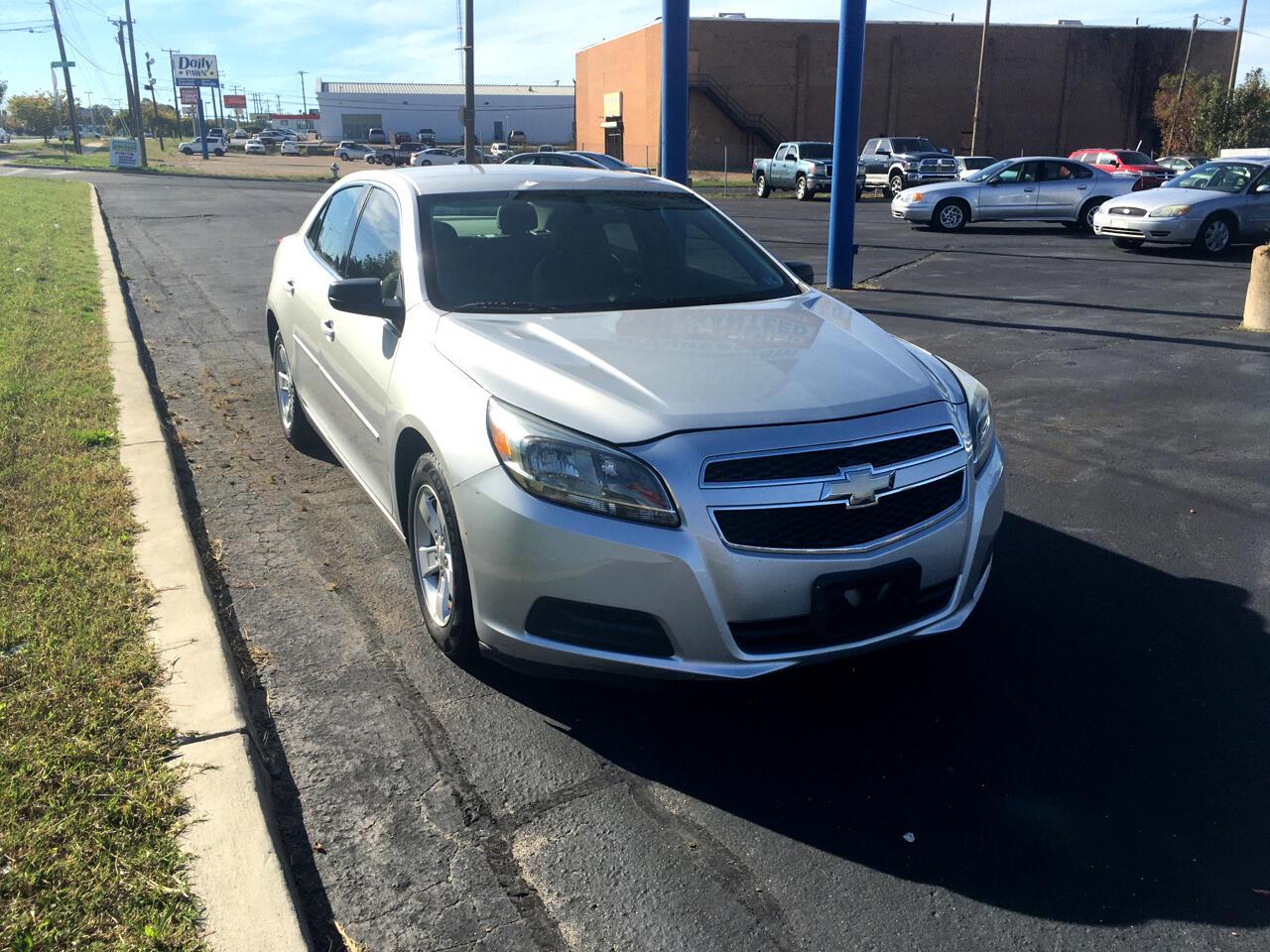 2013 Chevrolet Malibu 4dr Sdn LS w/1LS