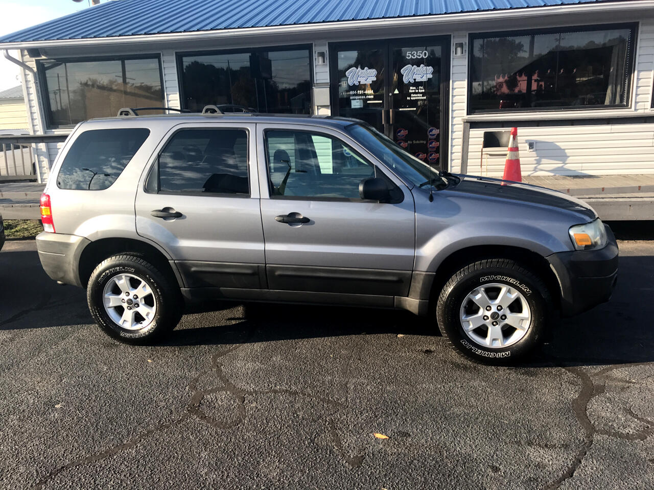 2007 Ford Escape 4WD 4dr I4 Auto XLT