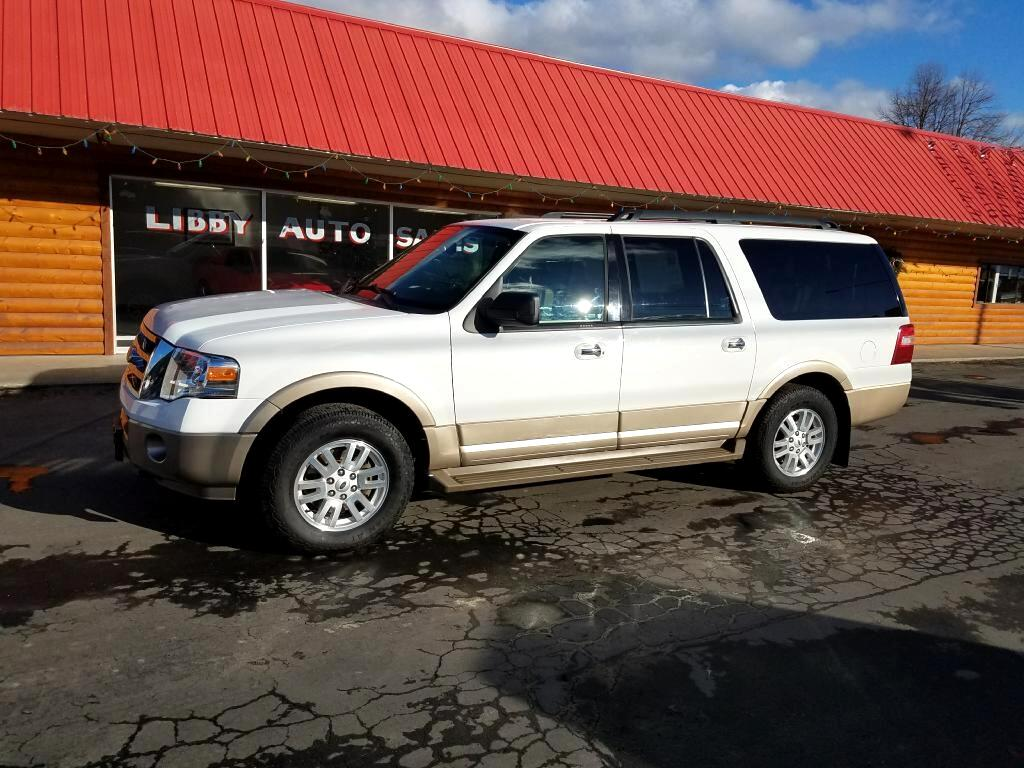 "2014 Ford Expedition 119"" WB XLT 4WD"