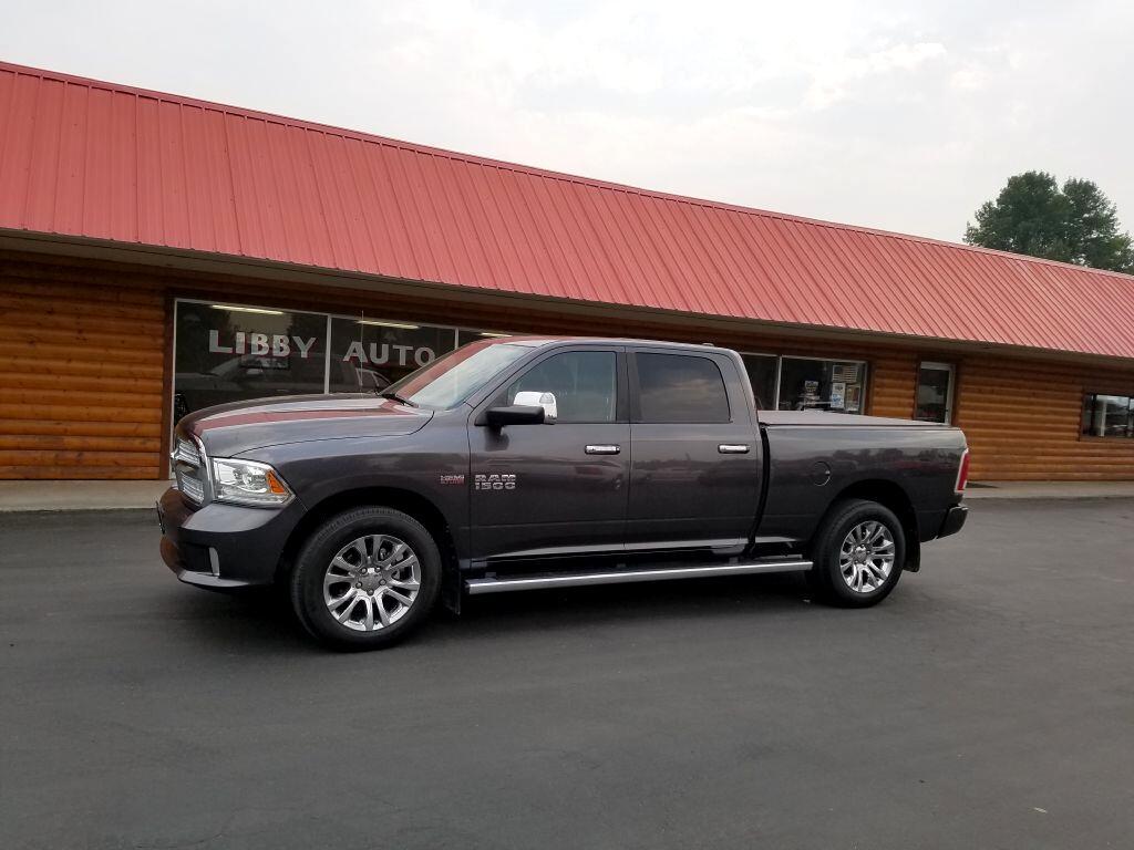 2014 RAM 1500 Laramie Longhorn Edition Crew Cab LWB 4WD