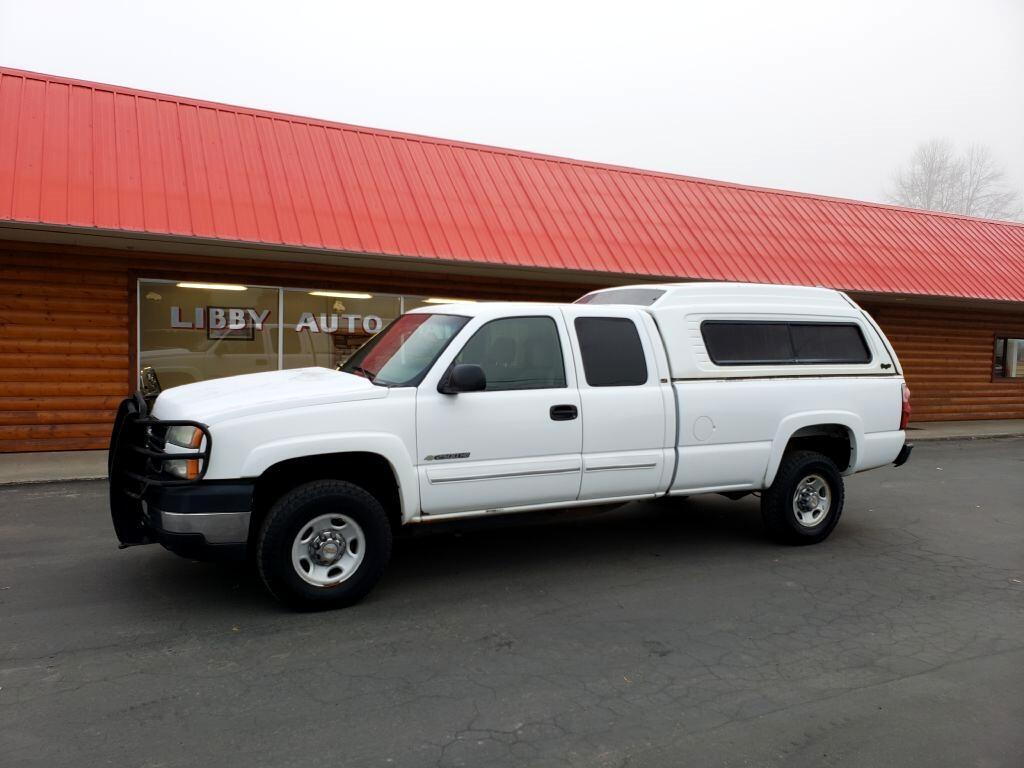 2006 Chevrolet Silverado 2500HD LS Ext. Cab 4WD