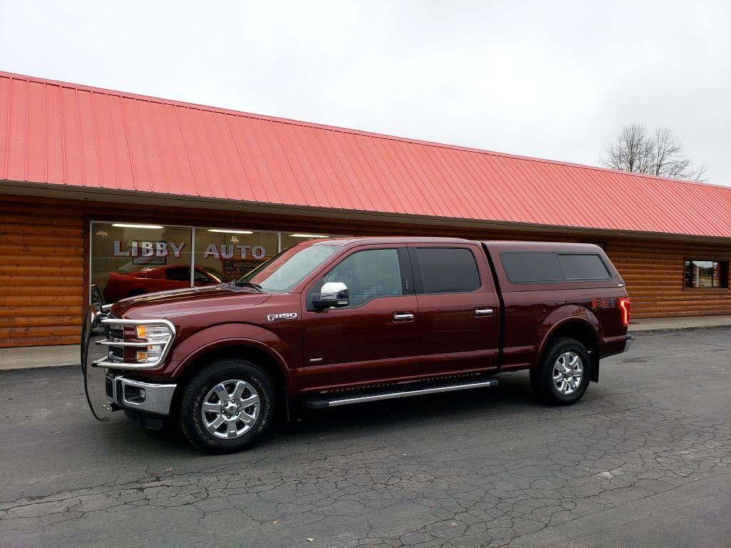 2015 Ford F-150 Lariat SuperCrew 6.5-ft Box 4WD