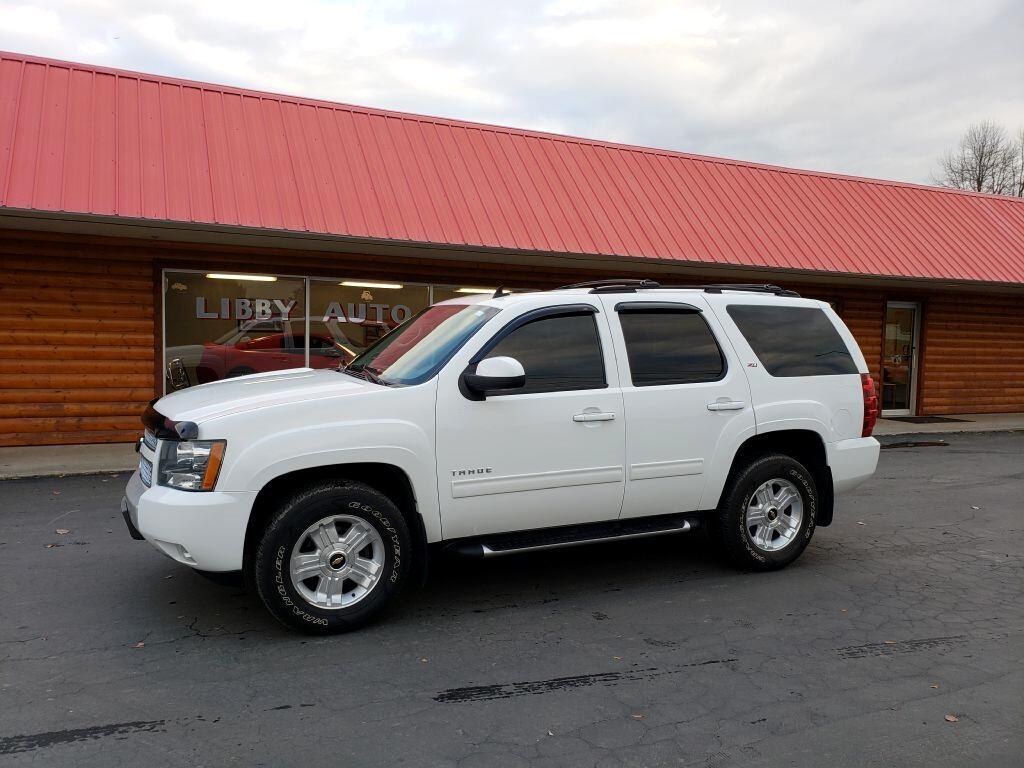2014 Chevrolet Tahoe 4dr 1500 4WD Z71
