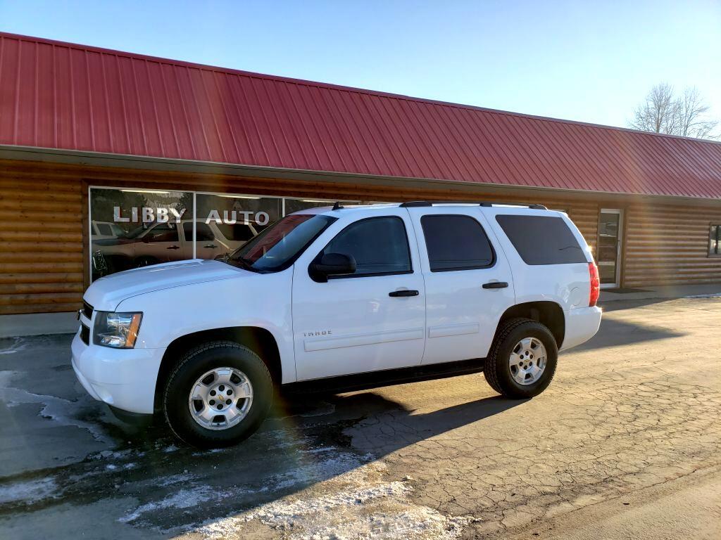 2012 Chevrolet Tahoe 4dr 1500 4WD LT