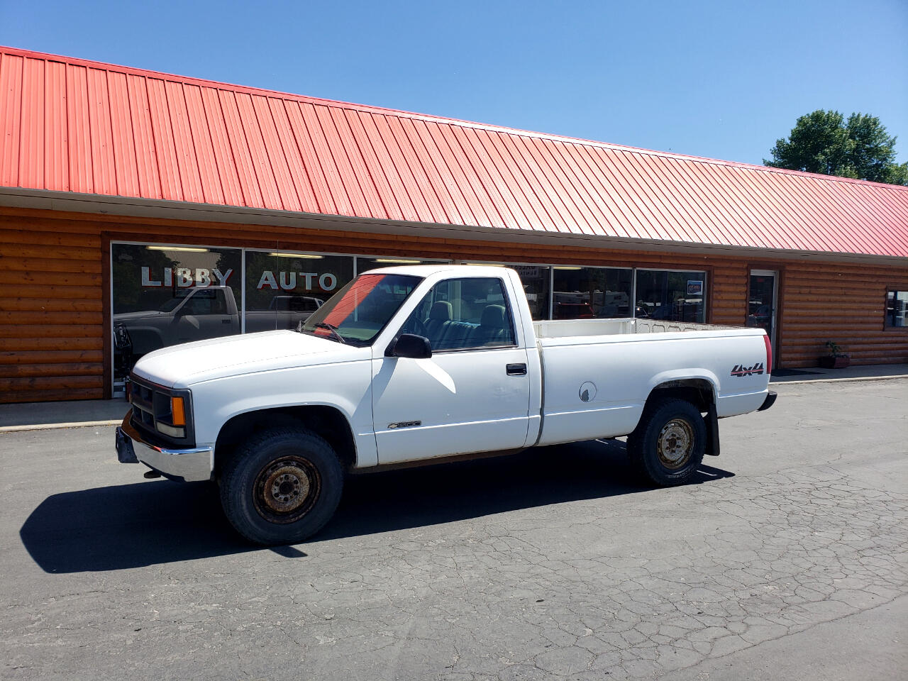 1996 Chevrolet C/K 1500 Reg. Cab 6.5-ft. Bed 4WD