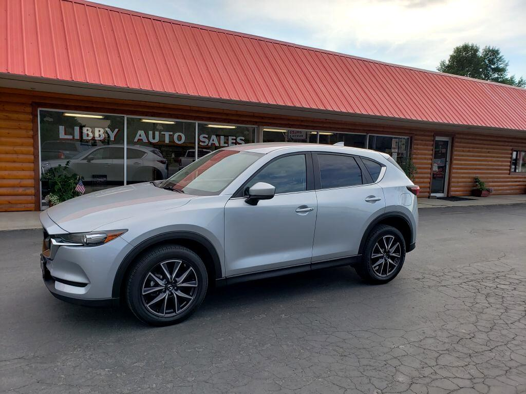 Mazda CX-5 Touring AWD 2018