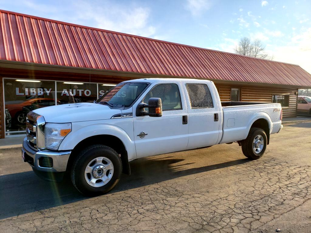 Ford F-350 SD FX4 Crew Cab Long Bed 4WD 2016