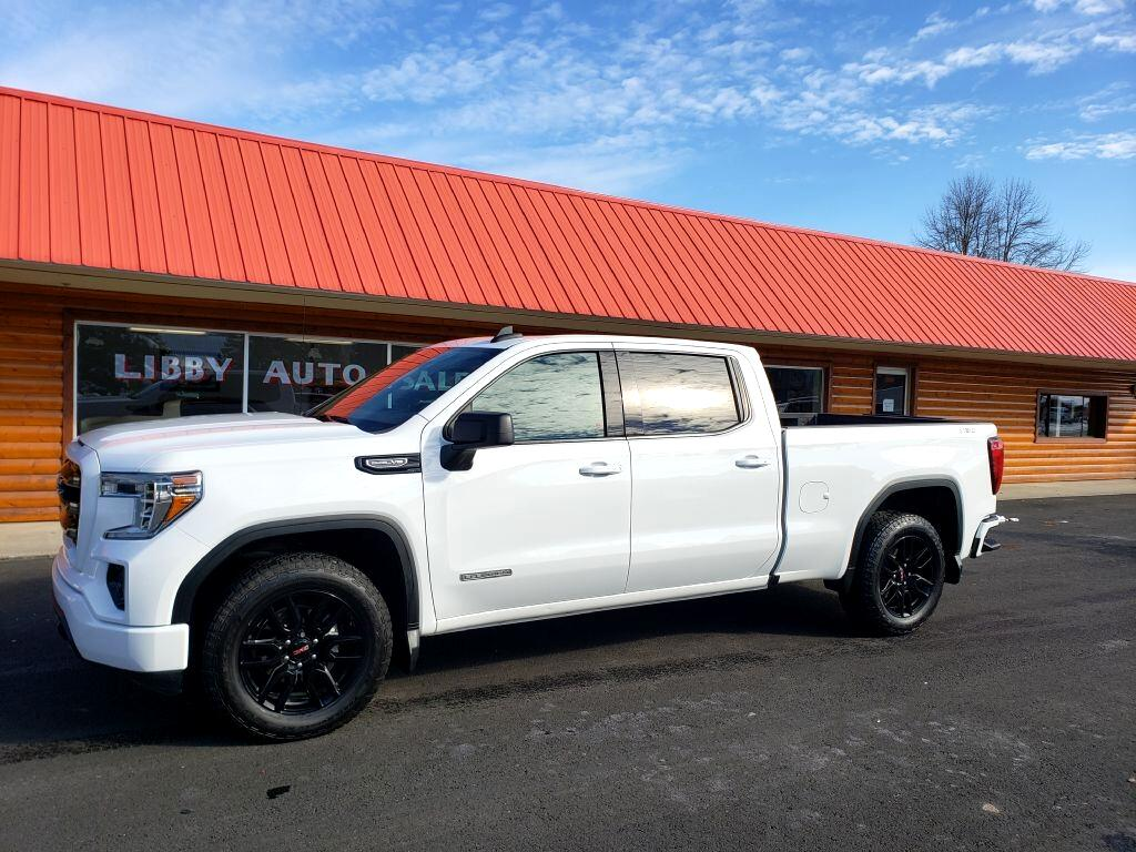 GMC Sierra 1500 Elevation Crew Cab 4WD 2019