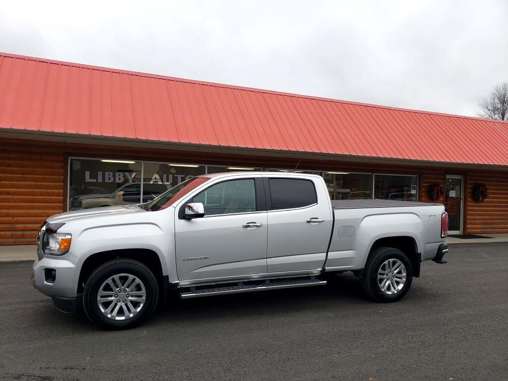 GMC Canyon SLT Crew Cab 4WD Short Box 2019