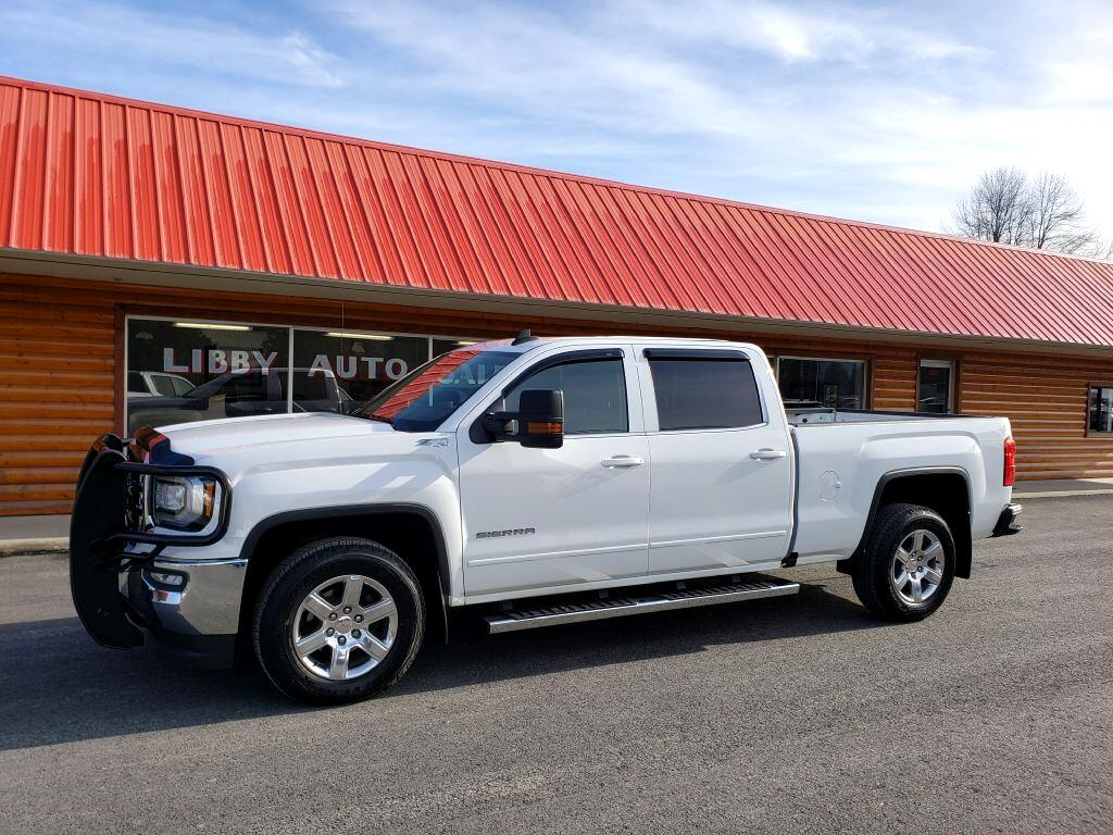 GMC Sierra 1500 SLE Crew Cab Long Box 4WD 2017