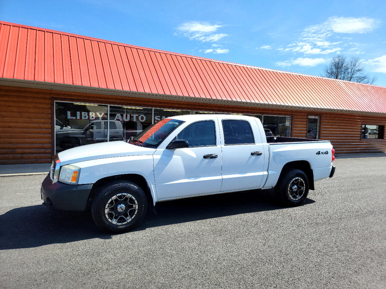 Dodge Dakota ST Quad Cab 4WD 2005