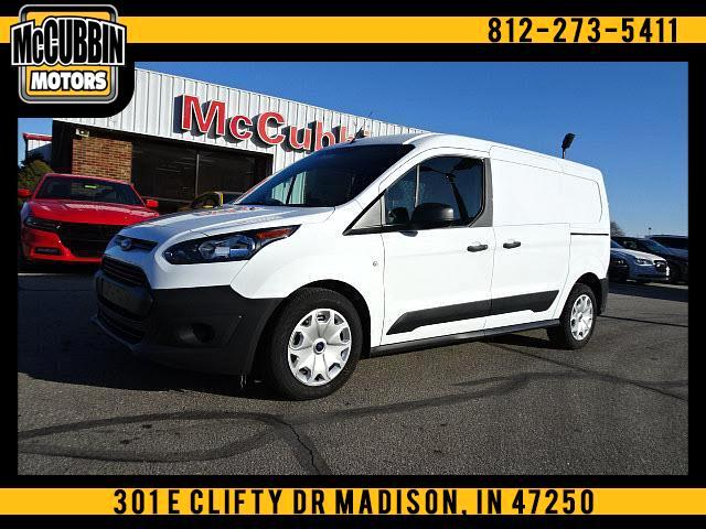 2018 Ford Transit Connect Cargo Van XL LWB w/Rear Liftgate