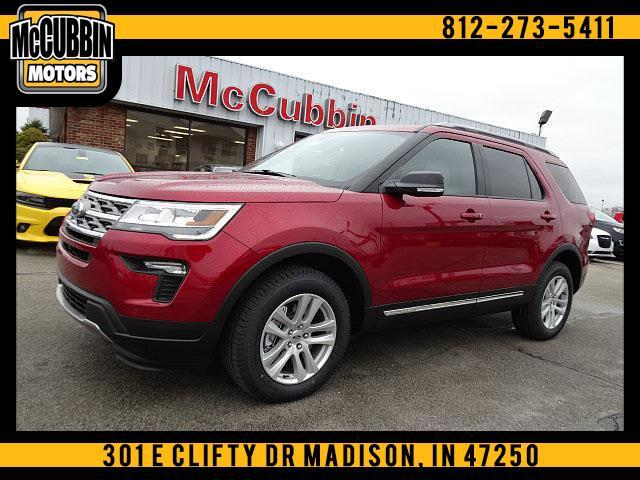 2018 Ford Explorer XLT 4WD