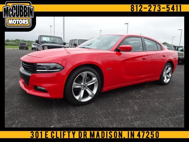 2017 Dodge Charger R/T