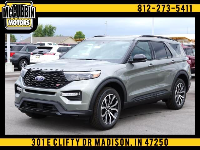 Ford Explorer ST 4WD 2020