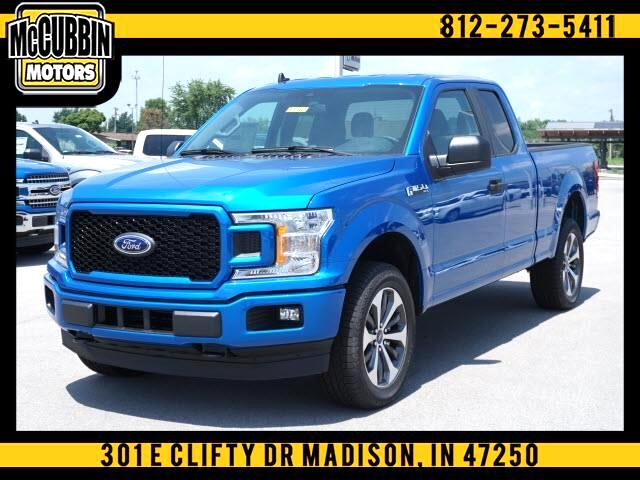 Ford F-150 Lariat 4WD SuperCab 6.5' Box 2020