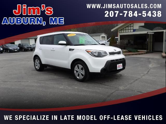 2014 Kia Soul + w/Audio Package
