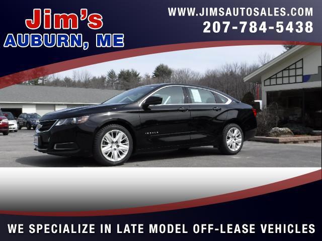 2016 Chevrolet Impala 1FL