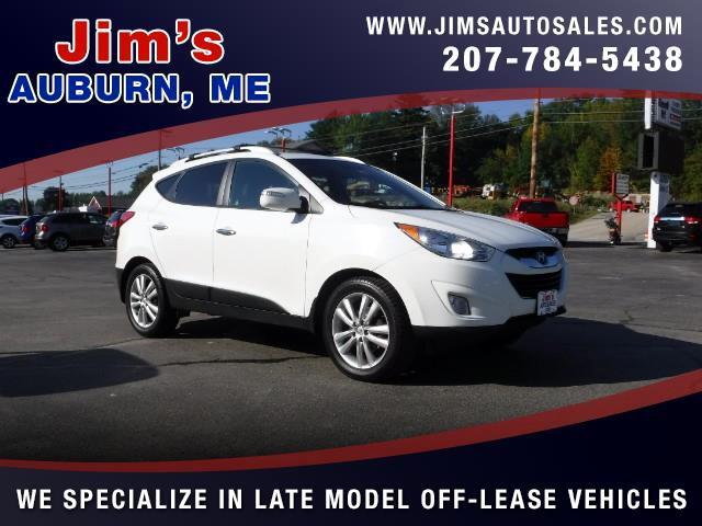 2013 Hyundai Tucson FWD 4dr Auto Limited PZEV